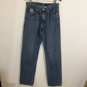 Cinch Men's White Label Relaxed Jeans SZ. 32 x 38
